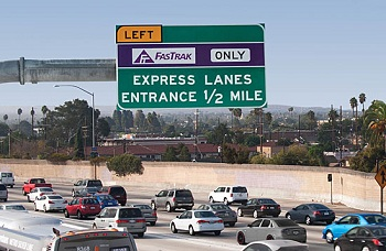 Express Lane California >> Board Votes To Continue Toll Lane Operations Canyon News