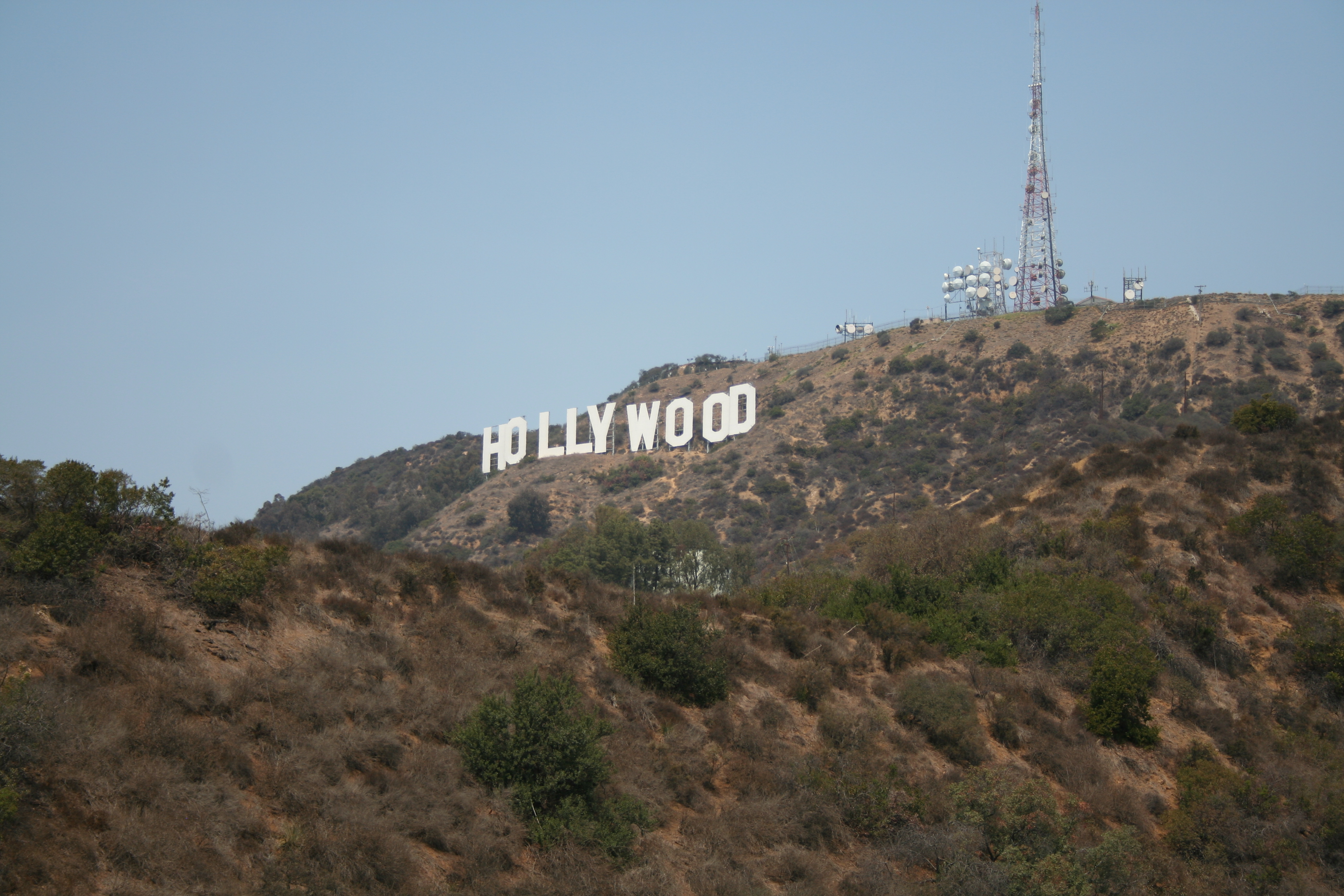 Hollywood Sign Trail Reopened - Canyon News