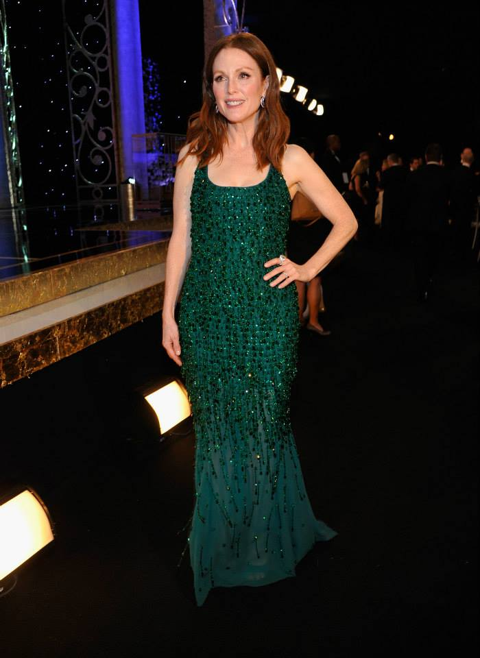 """Julianne Moore won the award for Female Actor in a Motion Picture for her work in """"Still Alice."""""""