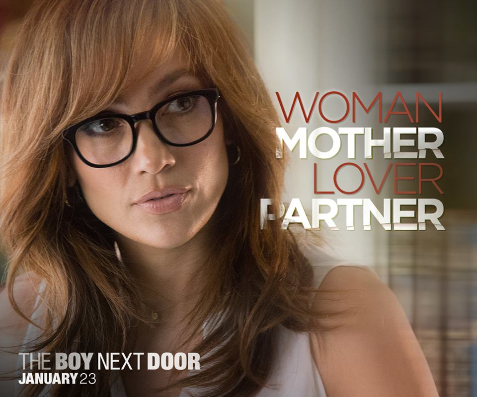 "J-Lo Returns In ""The Boy Next Door"""