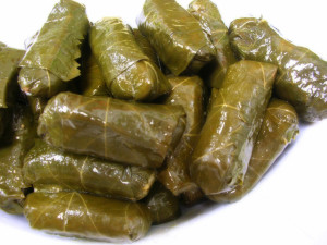 Wareqenab-  Stuffed Grapeleaves