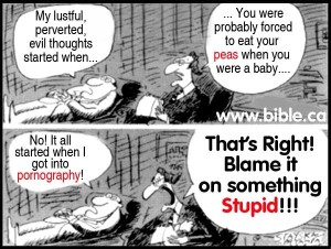 Blame game happens