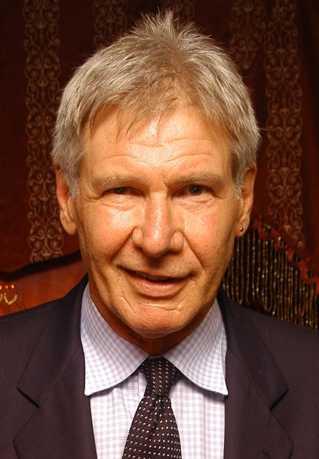 Harrison Ford Injured ...
