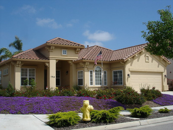 California home prices hit 7 year high for Prices of homes in california