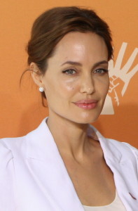 Angelina Jolie was one out of a total two women to direct a major studio movie in 2014.