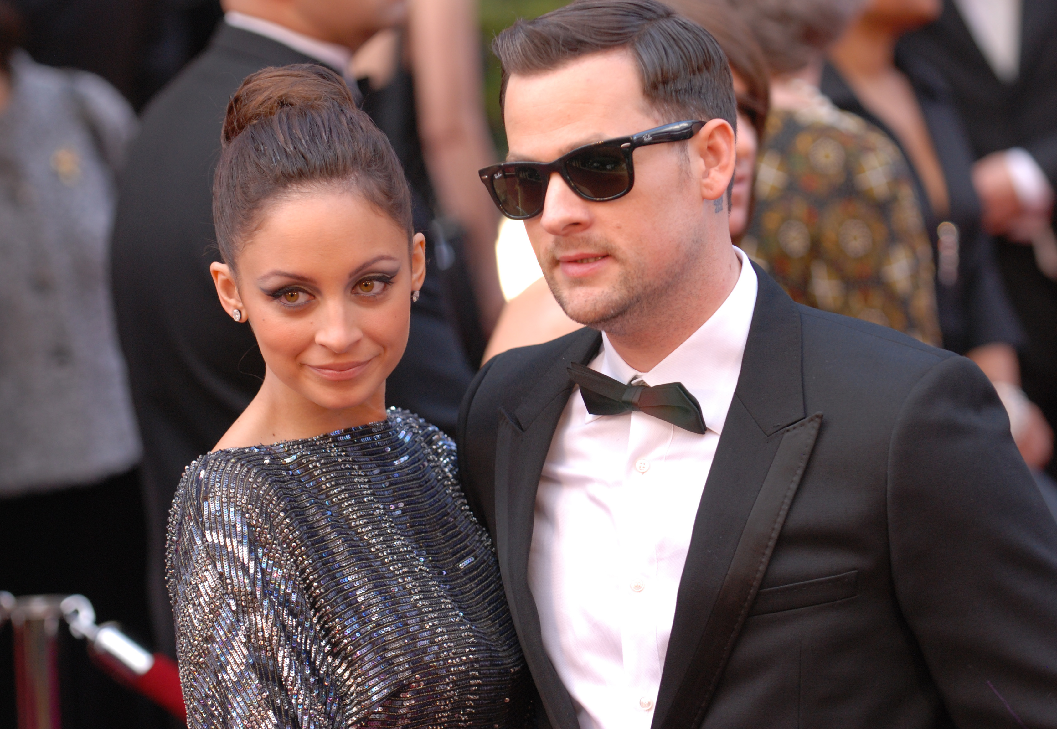 Celebrity couple Nicole Richie and Joel Madden have listed their .4-acre Laurel Canyon property for $3.495 million