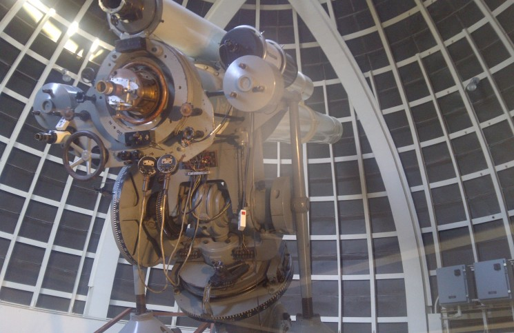 May 30 Griffith Observatory will host public star party, where visitors can look through various telescopes and discuss what they see with knowledgeable volunteers