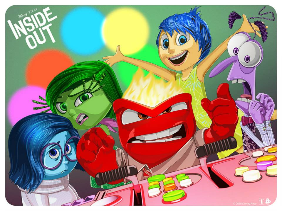 """""""Inside Out"""" Unable To Beat """"Jurassic World"""""""