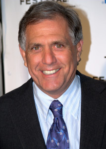 Les Moonves, CBS president and CEO.