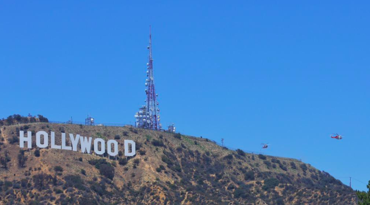 Griffith Park, hollywood hills