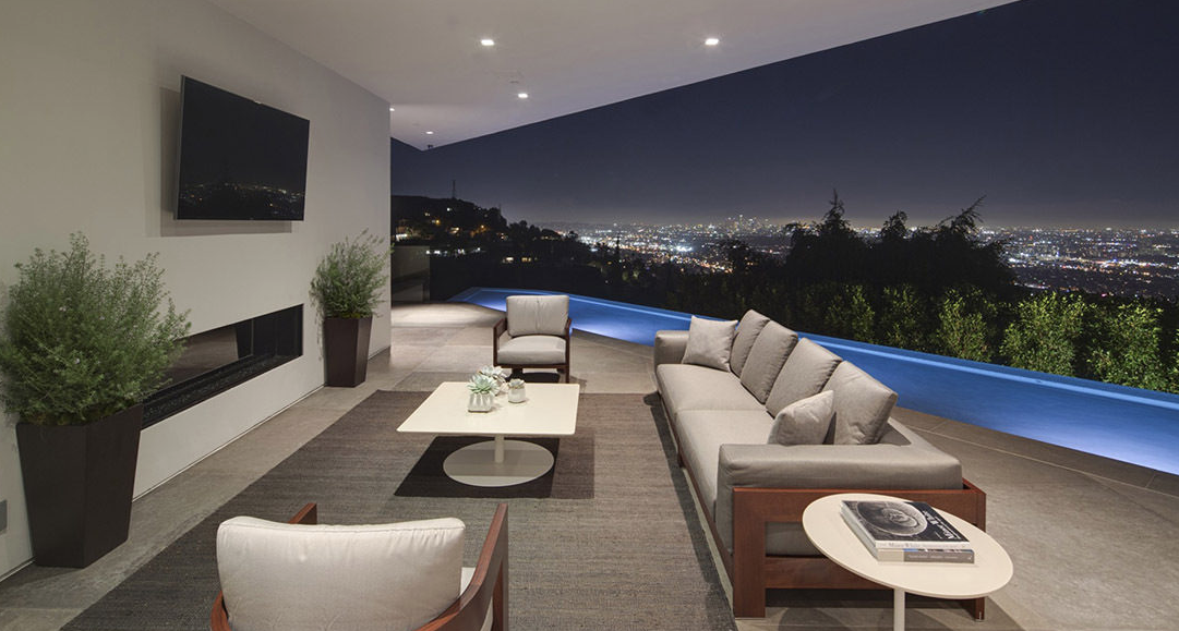 Calvin Klein buys new house in Hollywood Hills. Image courtesy of Paul McClean