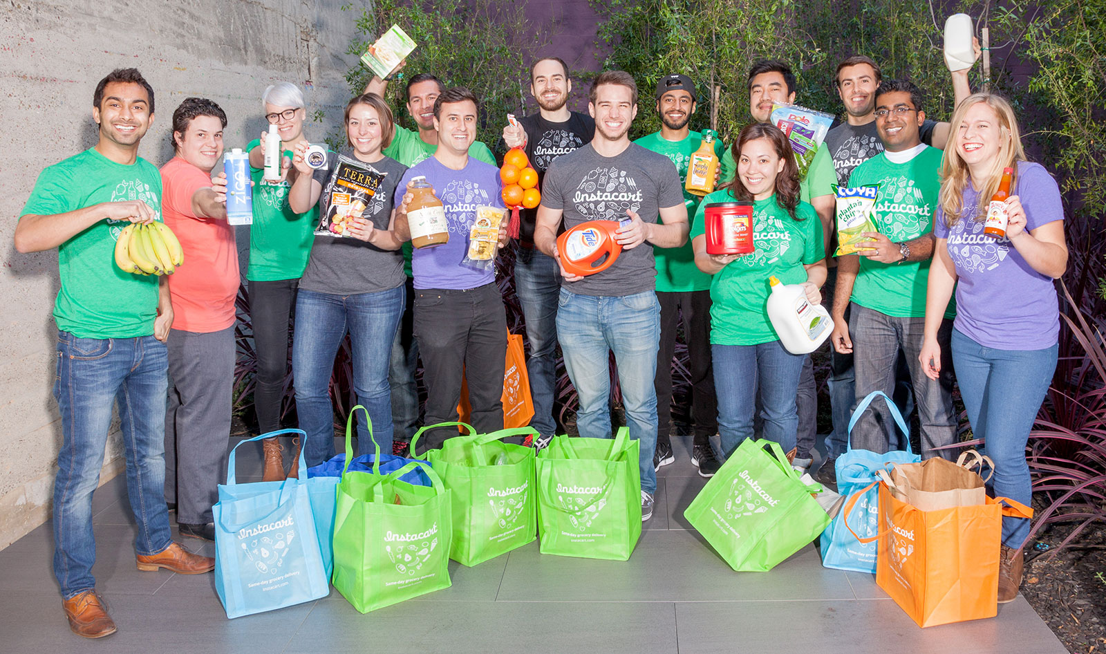 Instacart To Make Workers Part-Time Employees