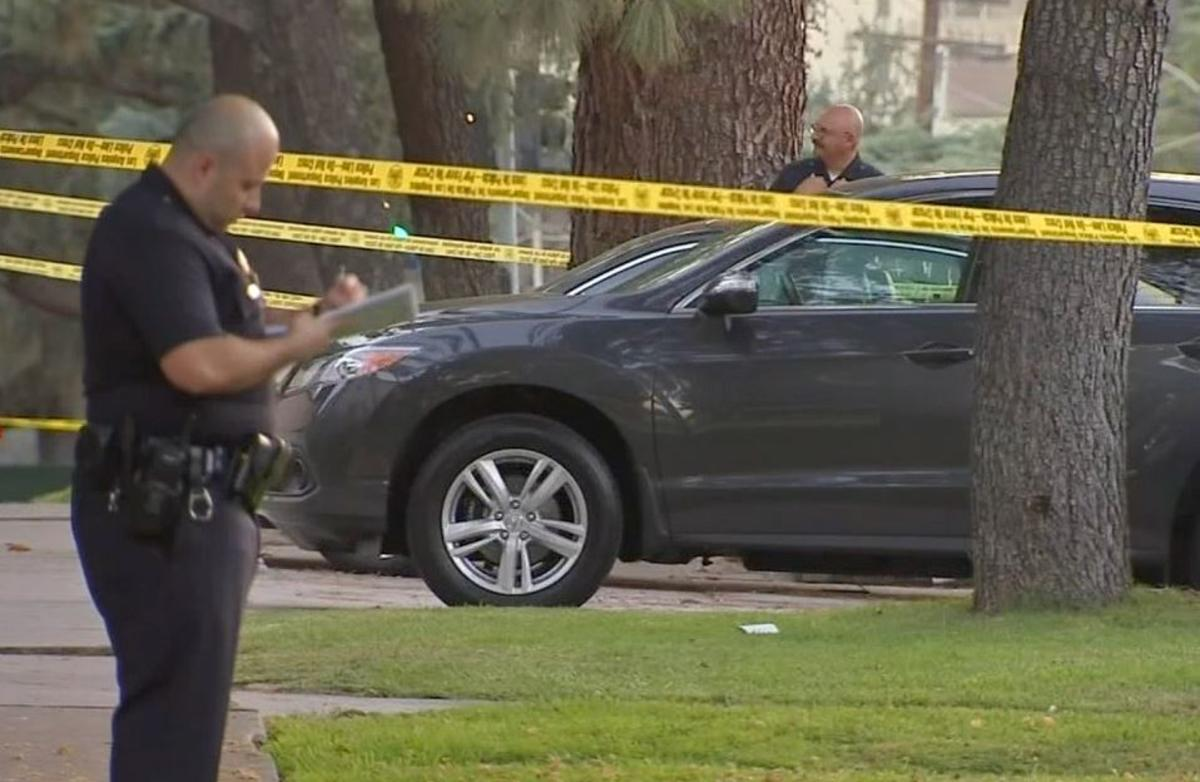 Los Feliz Police Shooting Videotaped Canyon News