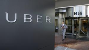 Uber Headquarters in San Francisco, CA