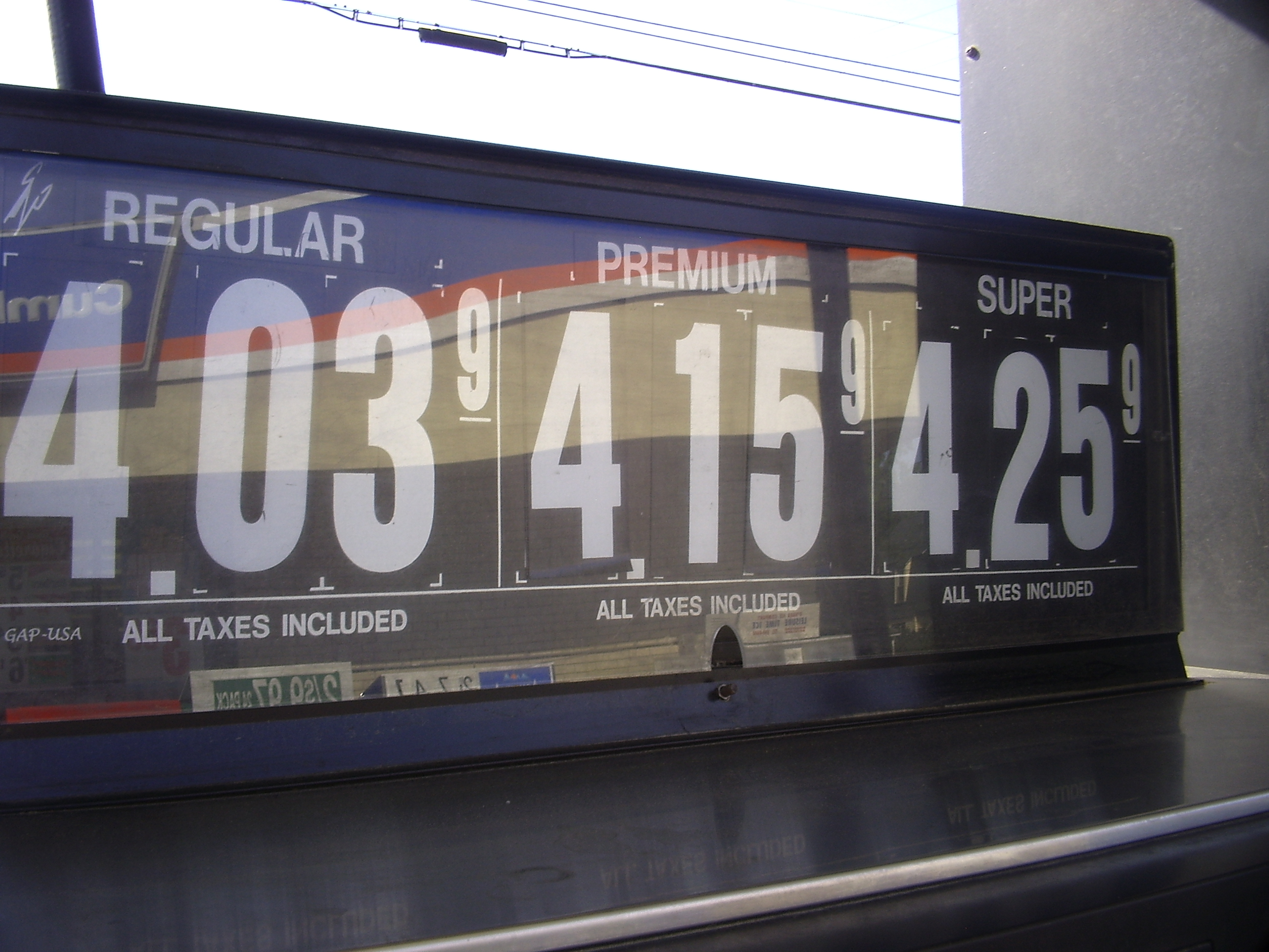 Gas Prices in Southern California have soared in the past week.