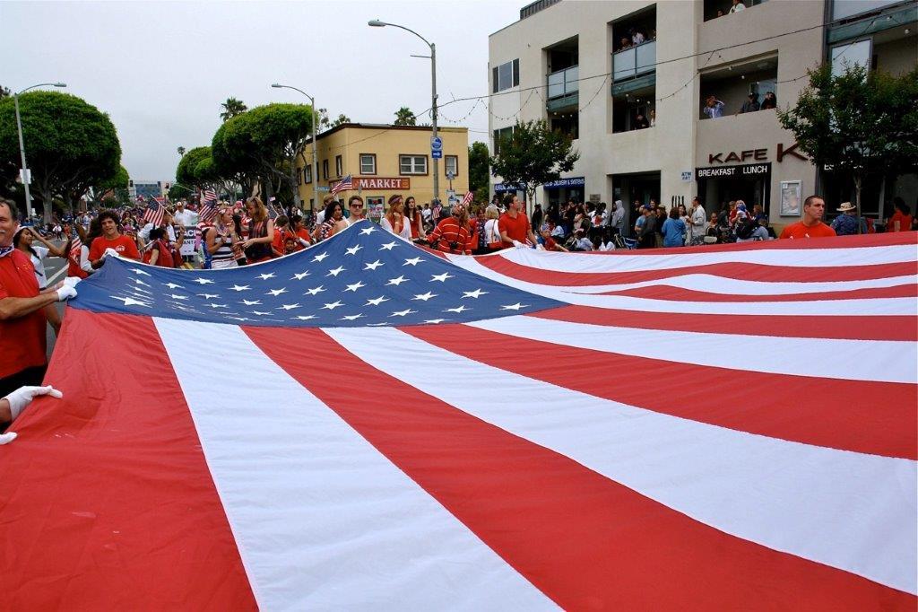 Santa Monica July 4th Parade