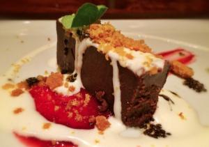 Dark Chocolate & Cayenne Candy Bar from Scratch⎜Bar dessert selection.