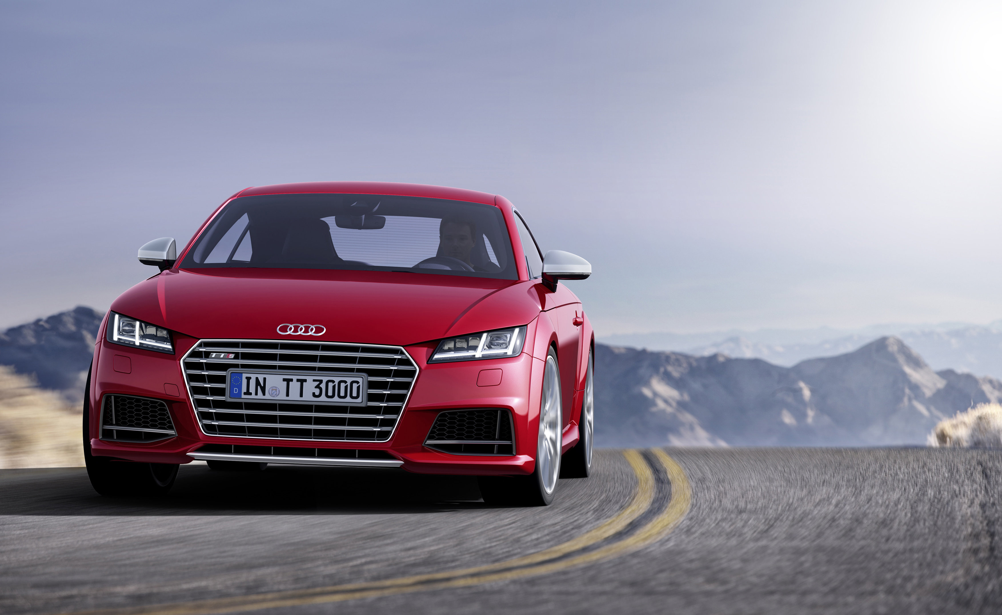2016 Audi TT, photo courtesy of Audi