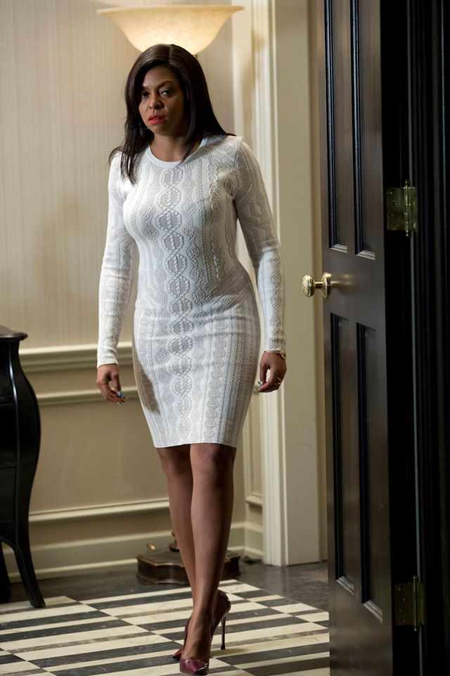 """Taraji P. Henson is nominated for Outstanding Actress in a Drama Series for her work on """"Empire."""""""