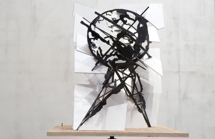 """Beverly Hills will add William Kentridge's public art piece """"World on its Hind Legs"""" to the city's sizable public art collection."""