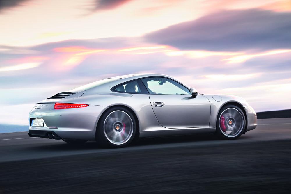 Porsche 911, photo courtesy of Porsche