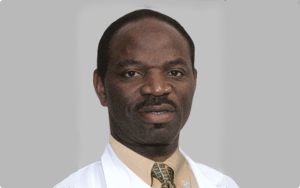 Dr. John Dimowo is also facing charges.