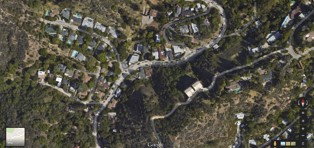 As of August 7, there have been two fires along Laurel Canyon Boulevard within a span of just four days.
