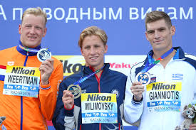 Jordan Wilimovsky finished in first place to secure his place on the Olympic team.