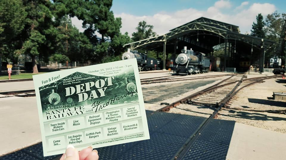 Depot Day 2015