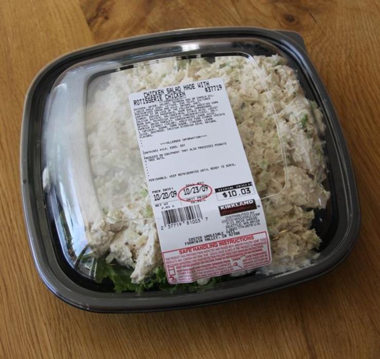 E  Coli Outbreak Discovered From Costco Chicken Salad