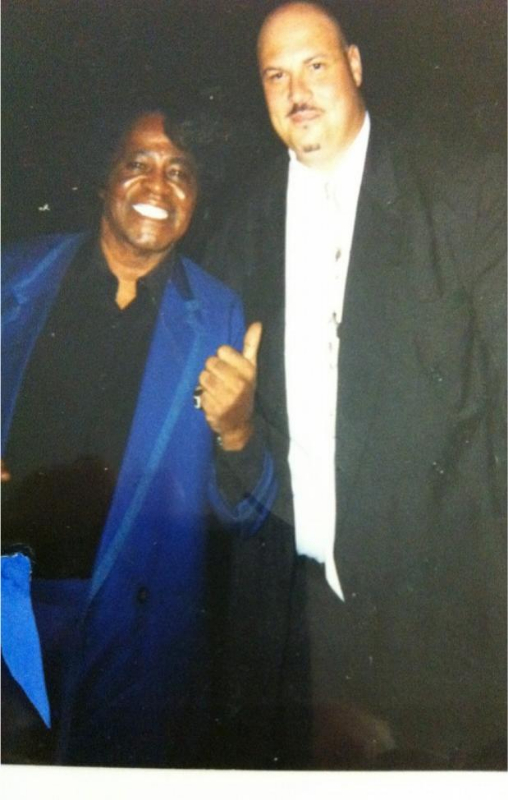 Keith Graham & James Brown.