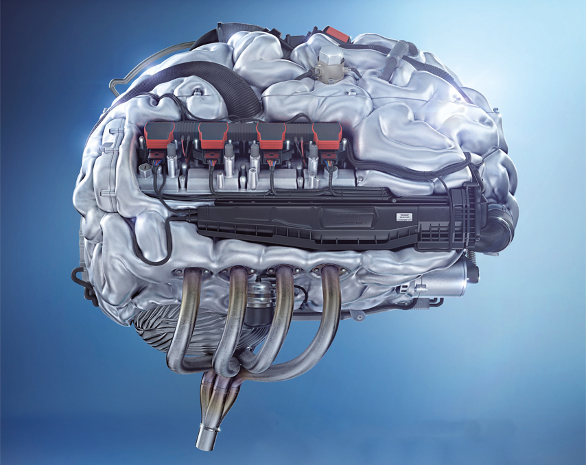 """Brain Engine"""