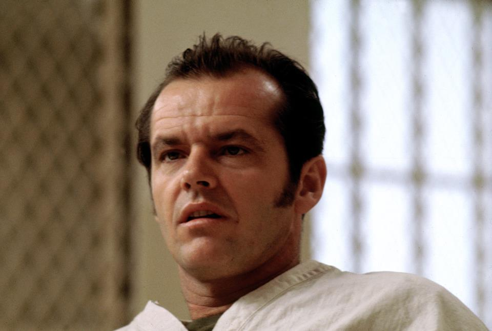"""Jack Nicholson In """"O..."""