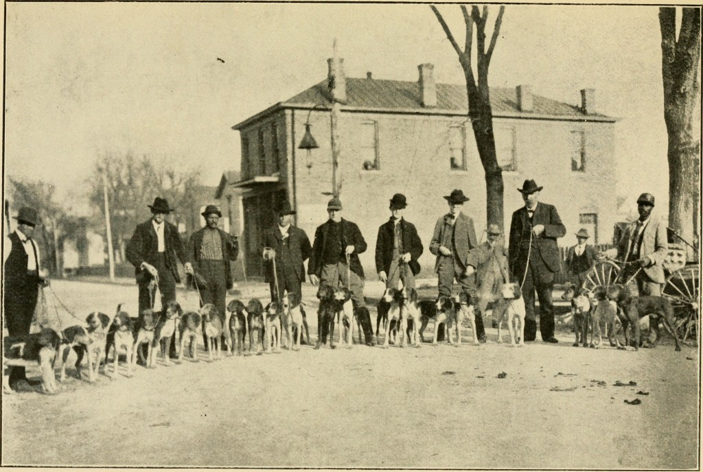 Hunting Dogs, Wikimedia Commons