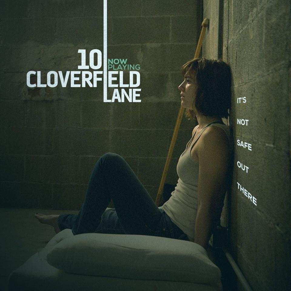 10 Cloverfield Lane affiche