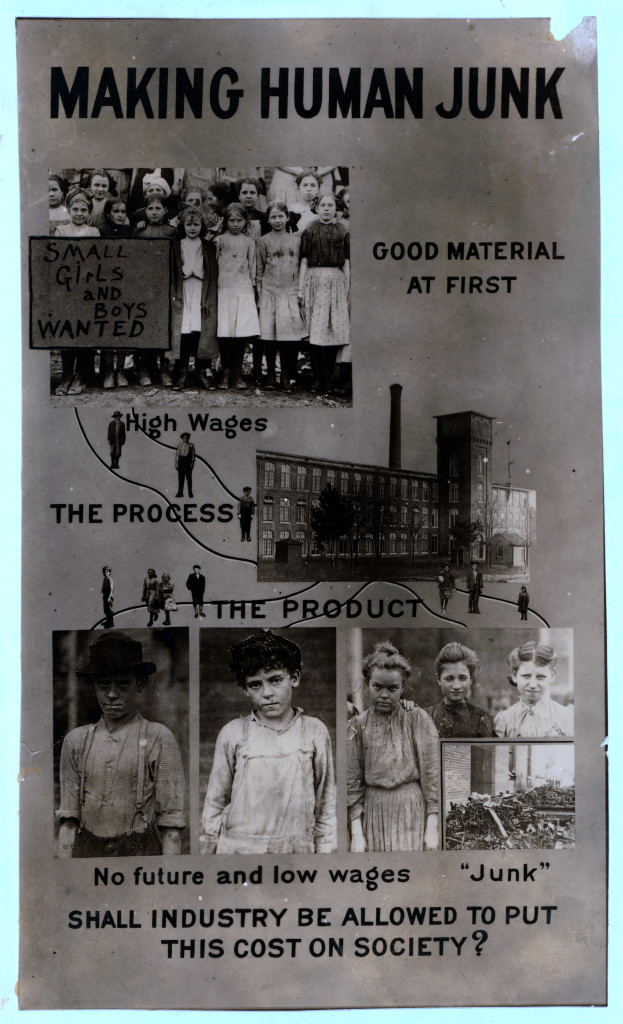 National Child Labor Committee Image Courtesy Wikimedia