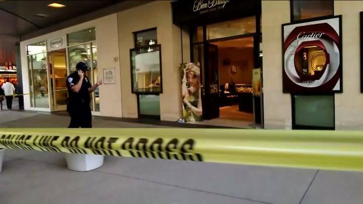 ben bridge jewelry store in santa monica burglarized