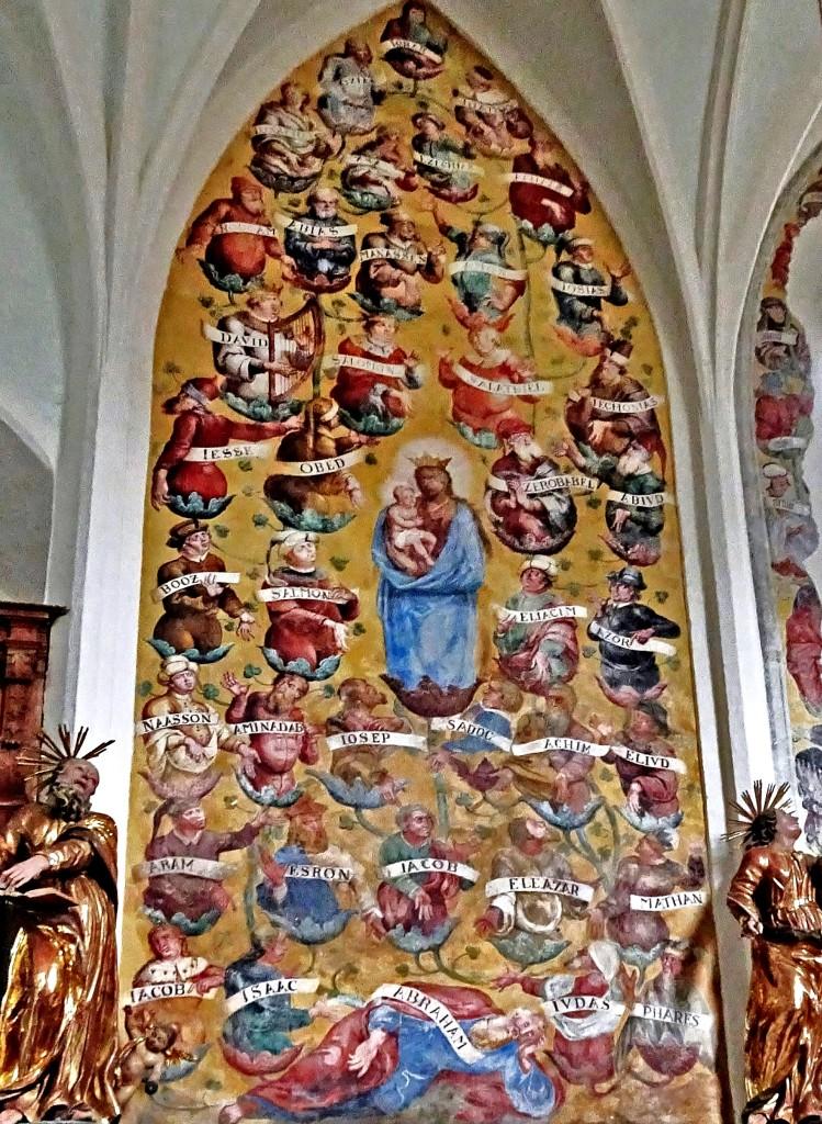 Genealogy of Christ courtesy Wikimedia Commons