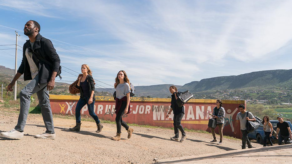 """""""Fear The Walking Dead"""" Recap: 'Sicut Cervus' - Canyon News"""
