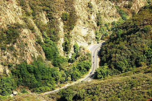 Fleeing Driver Found At Topanga Canyon Residence Canyon News