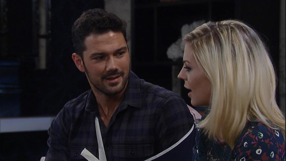 Michael on general hospital dating