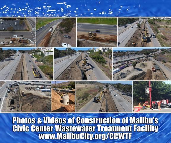 Malibu Civic Center Wastewater Treatment Facility