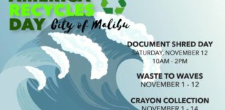 America Recycles Day Malibu