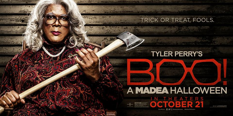 "Boo! A Madea Halloween"" Delivers The Laughs - Canyon News"