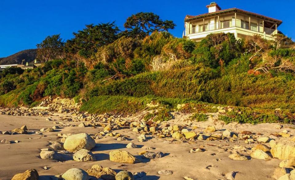 Malibu Cindy Crawford $60 million property