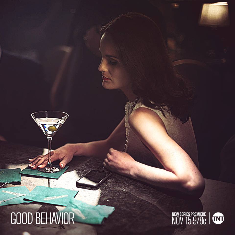 good behavior Tnt has added two new original dramas to its 2016 slate: good behavior,  starring michelle dockery and juan diego botto in an adaptation of the letty.