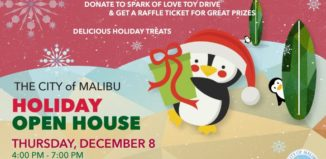 Malibu Holiday Open House