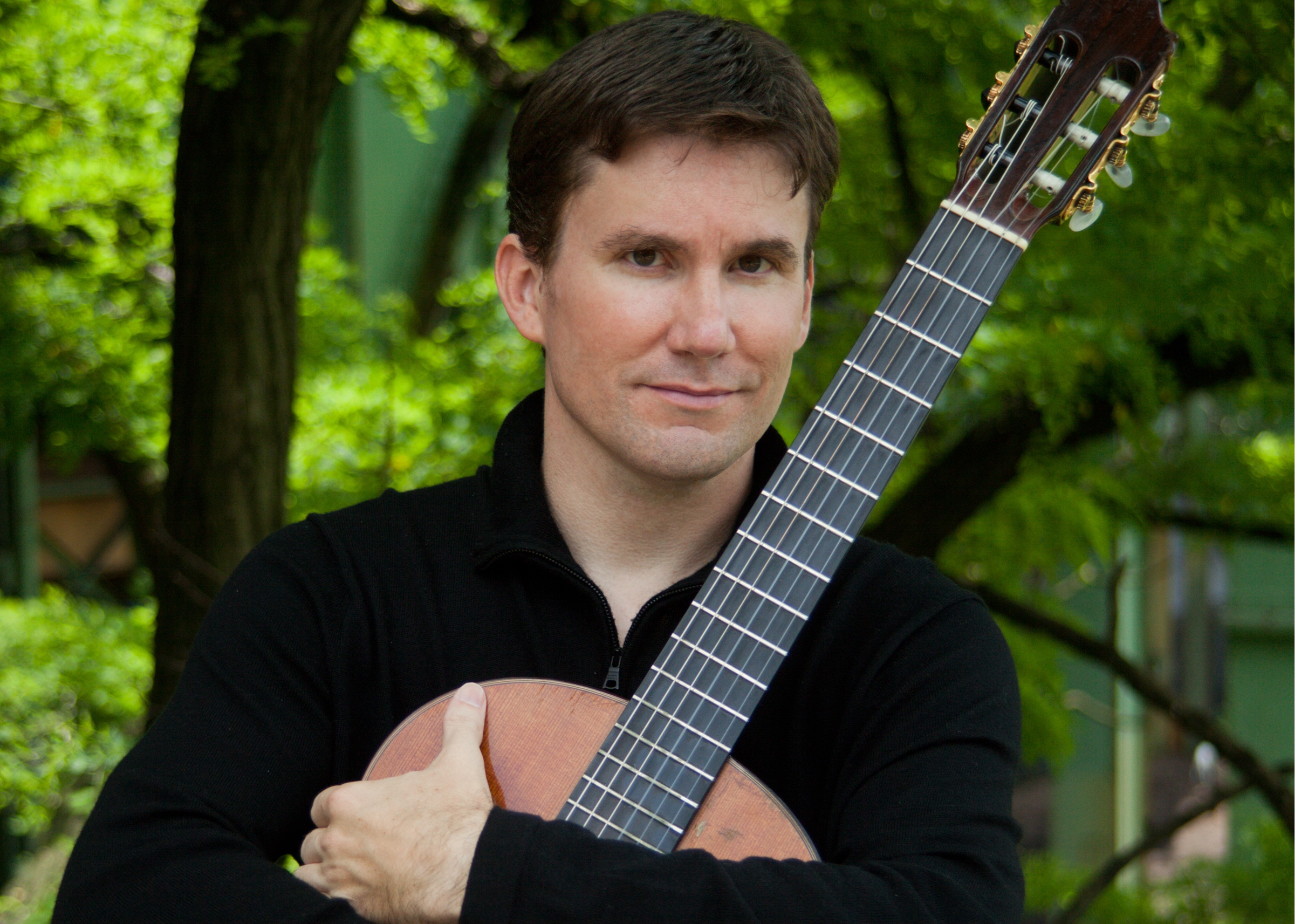 Peter Fletcher Classical Guitarist Santa Monica
