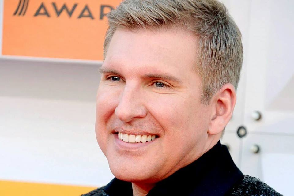 Todd chrisley is the star of chrisley knows best