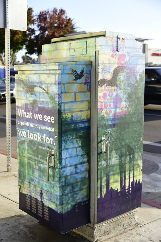 Utility Boxes Beautified LiNC project
